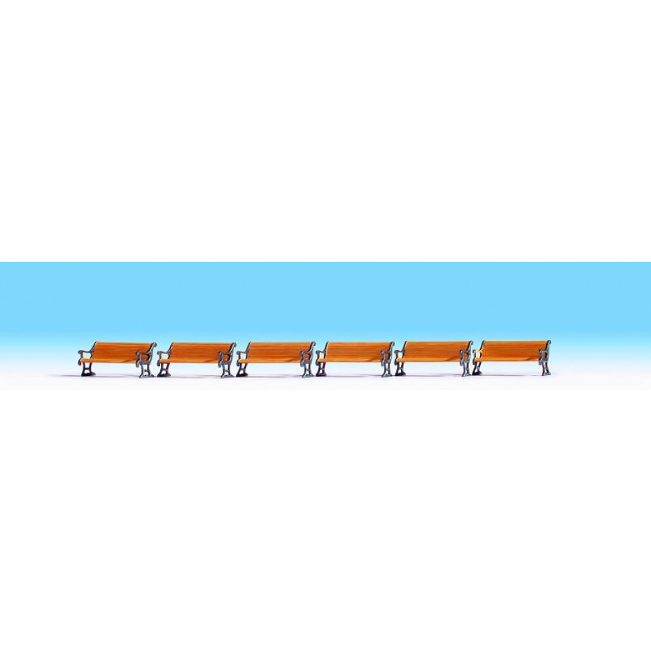 NOCH - 14849 - Benches H0