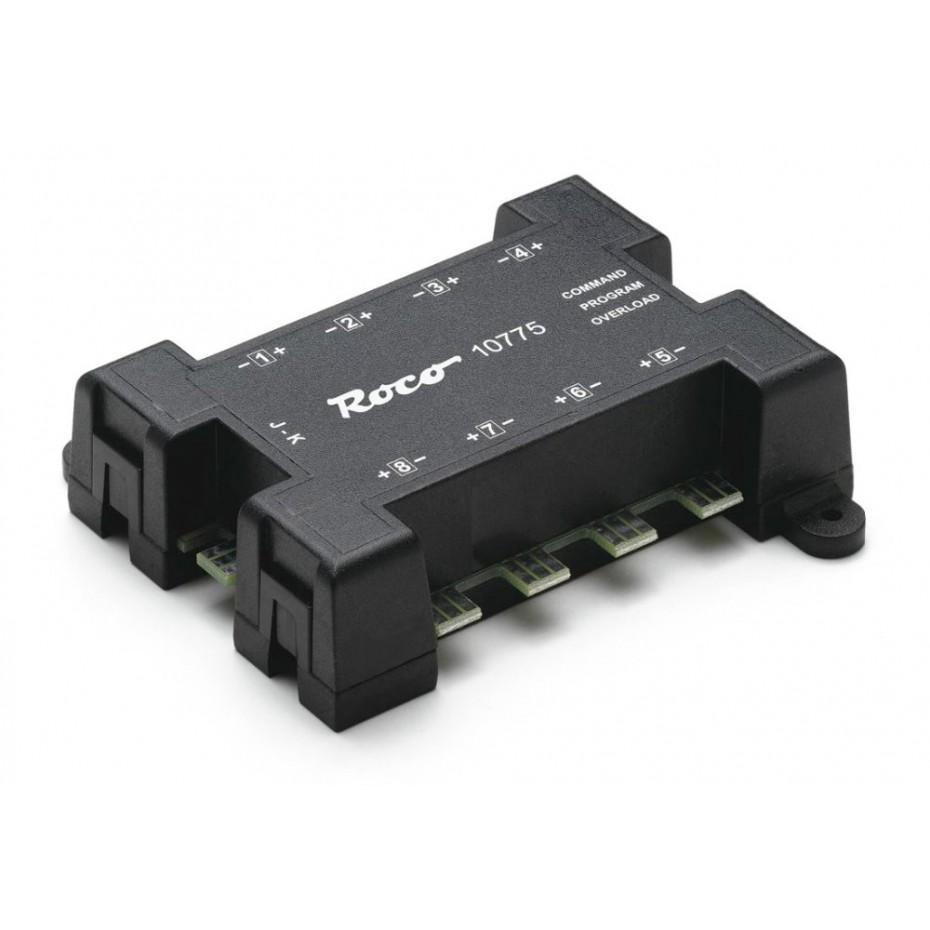 ROCO - 10775 - Turnout decoder 8-pin