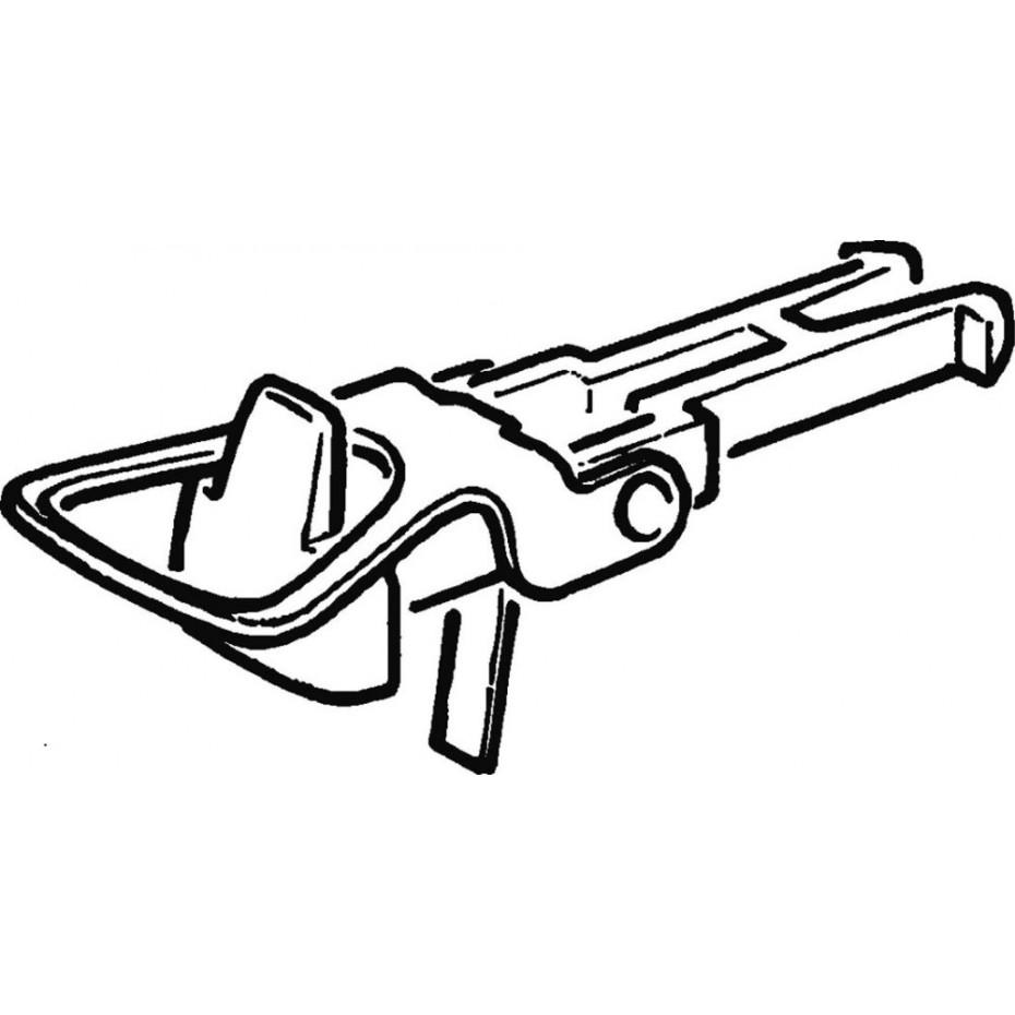 ROCO - 40243 - Standard D-link coupling HO scale