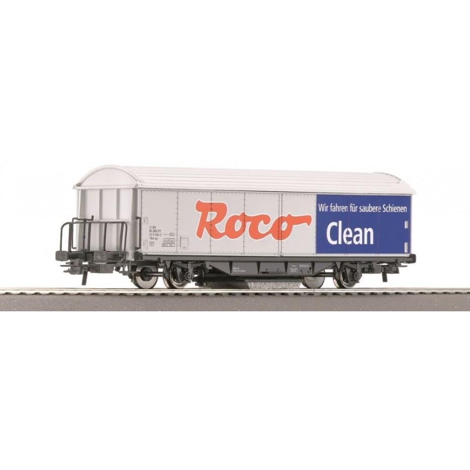 ROCO - 46400 - Roco Track cleaning car - - HO