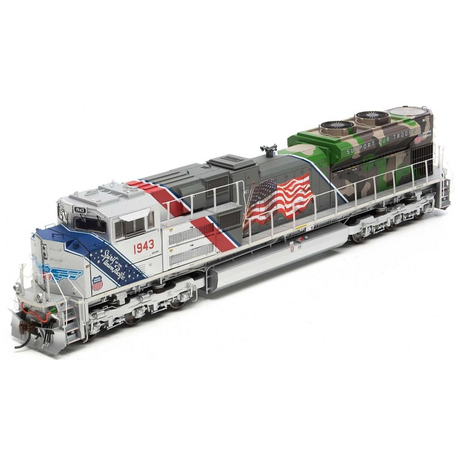 ATHEARN - ATHG01943 - Spirit of Union Pacific SD70Ace Diesel DCC & Sound