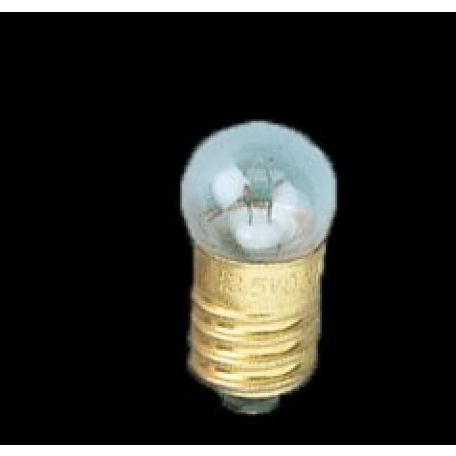 BRAWA - 3331 - Bulb E 10, 19V/100mA, trans.