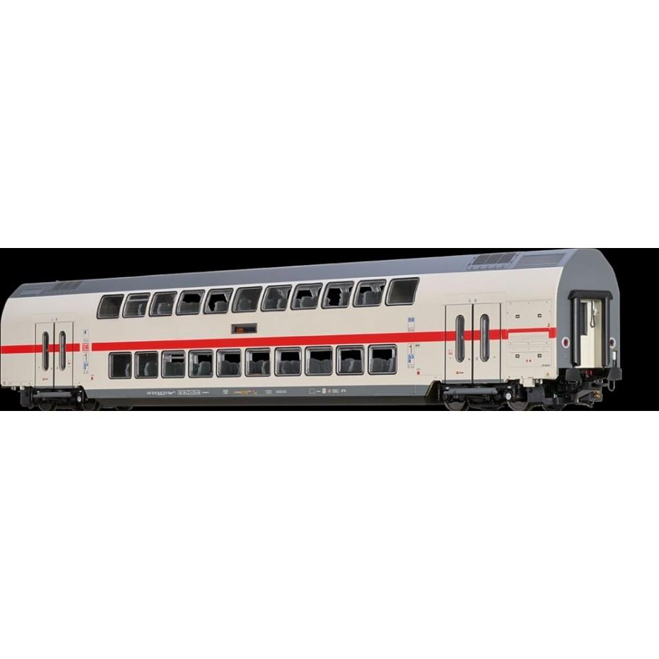 BRAWA - 44508 - H0 Twindexx IC2-Middle Car 1st Cl. DB, VI, DC EXT