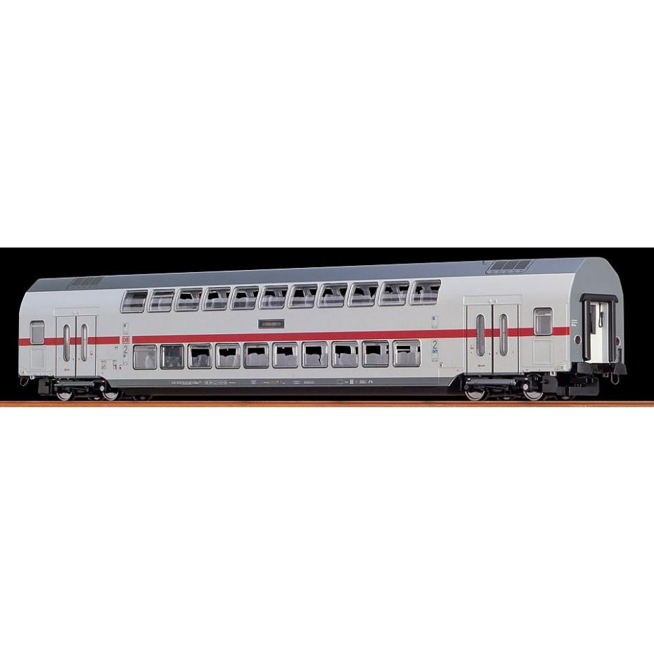 BRAWA - 44509 - H0 Twindexx IC2-Middle Car 2nd Cl. DB, VI, DC EXT