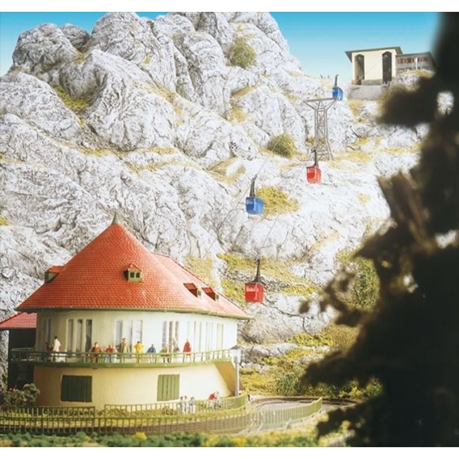 BRAWA - 6560 - N Funicular Set