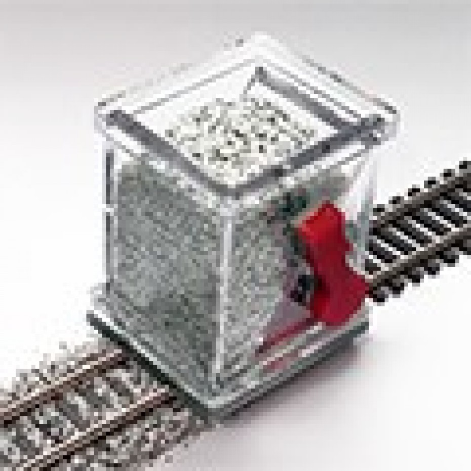 PROSES - BS-HO-04 - HO/OO Scale Ballast Spreader w/Shut Off Valve