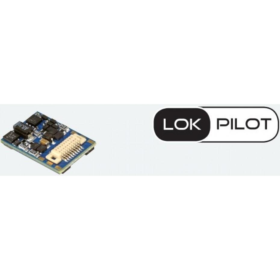 ESU - 59118 - LokPilot 5 FX micro DCC MM SX Next18 - N Gauge