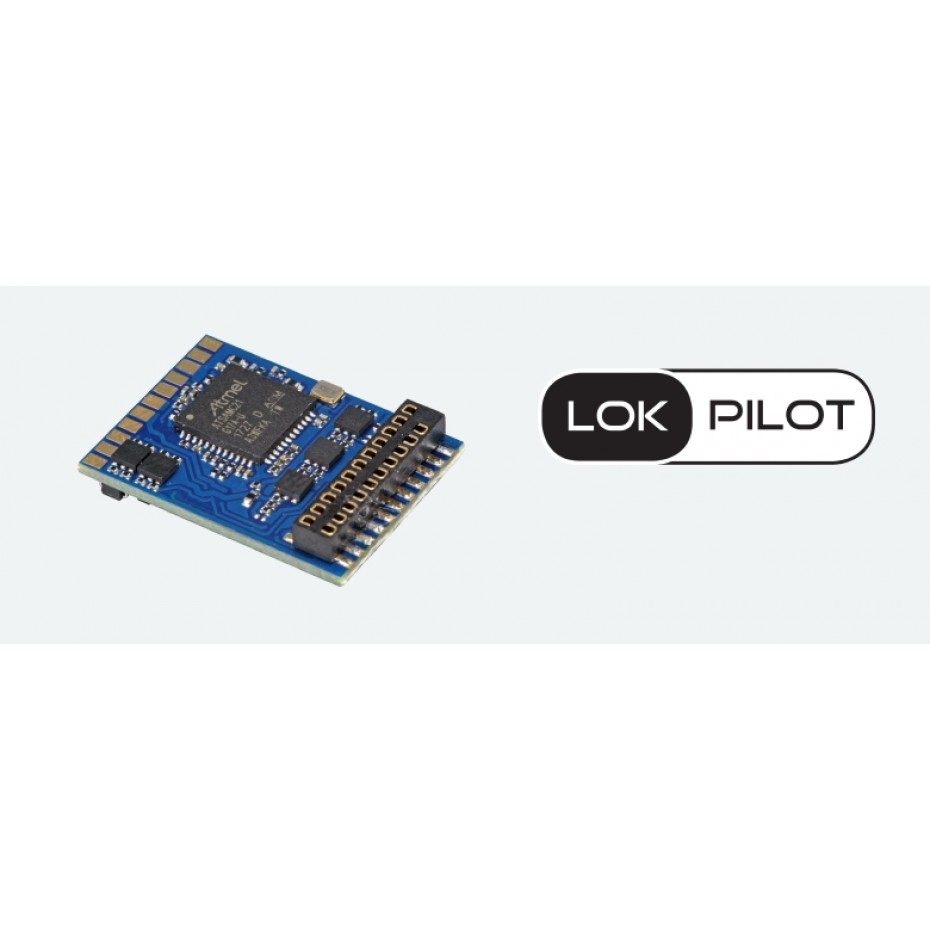 ESU - 59626 - LOKPILOT 5 6 PIN NEM 651