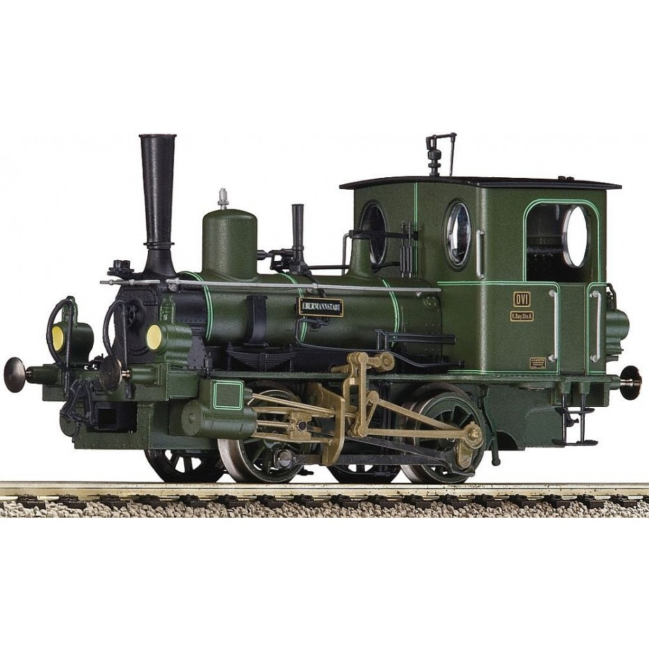 FLEISCHMANN - 481873 - Steam loco type D VI, K.Bay. Sts.B., DCC Sound - HO Gauge - Ep I