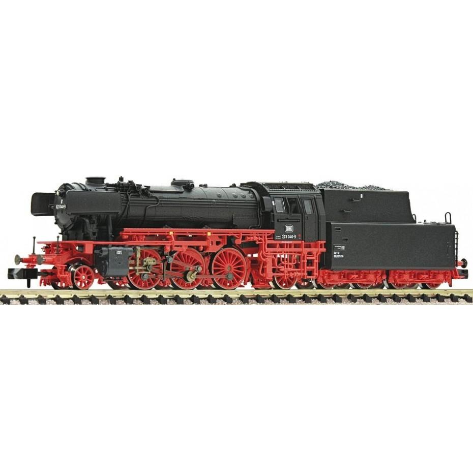 Fleischmann - 712376 - Steam locomotive class 023 DB EP.IV DCC SOUND (N scale)