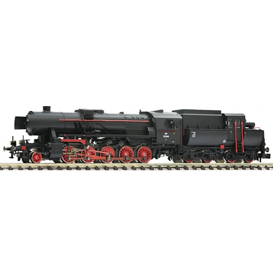 FLEISCHMANN - 715292 - Steam loco cl.52 ÖBB ep.III-IV ÖBB N Scale