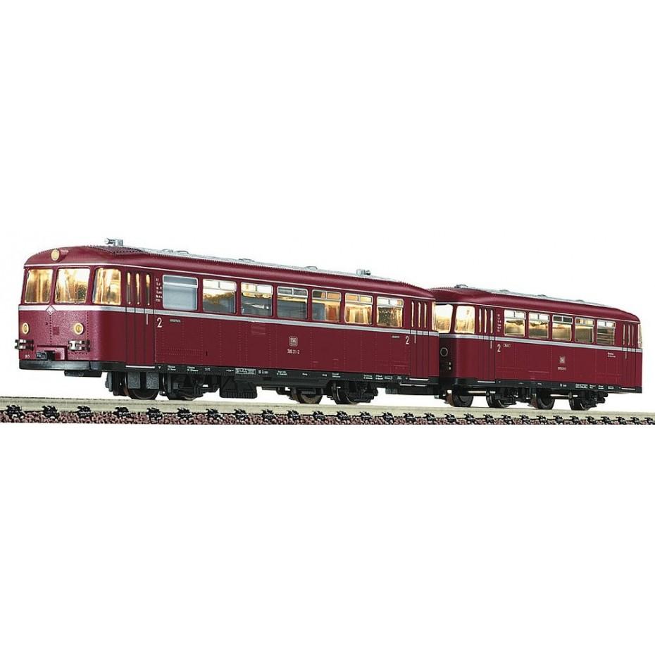 Fleischmann - 740275 - Railcar class 795/995 DB N DB Ep. IV DCC SOUND