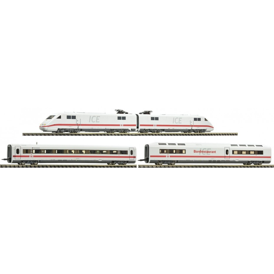 FLEISCHMANN - 744002 - Basic Set ICE 1 DB AG ep.VI DB-AG N Scale