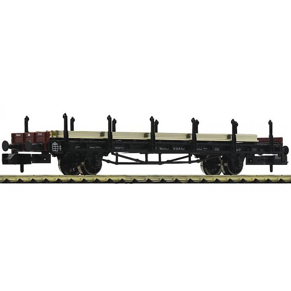 Fleischmann - 823606 - Rail transport wagon type Sml Kbaystb N Kbaystsb Ep. I DC