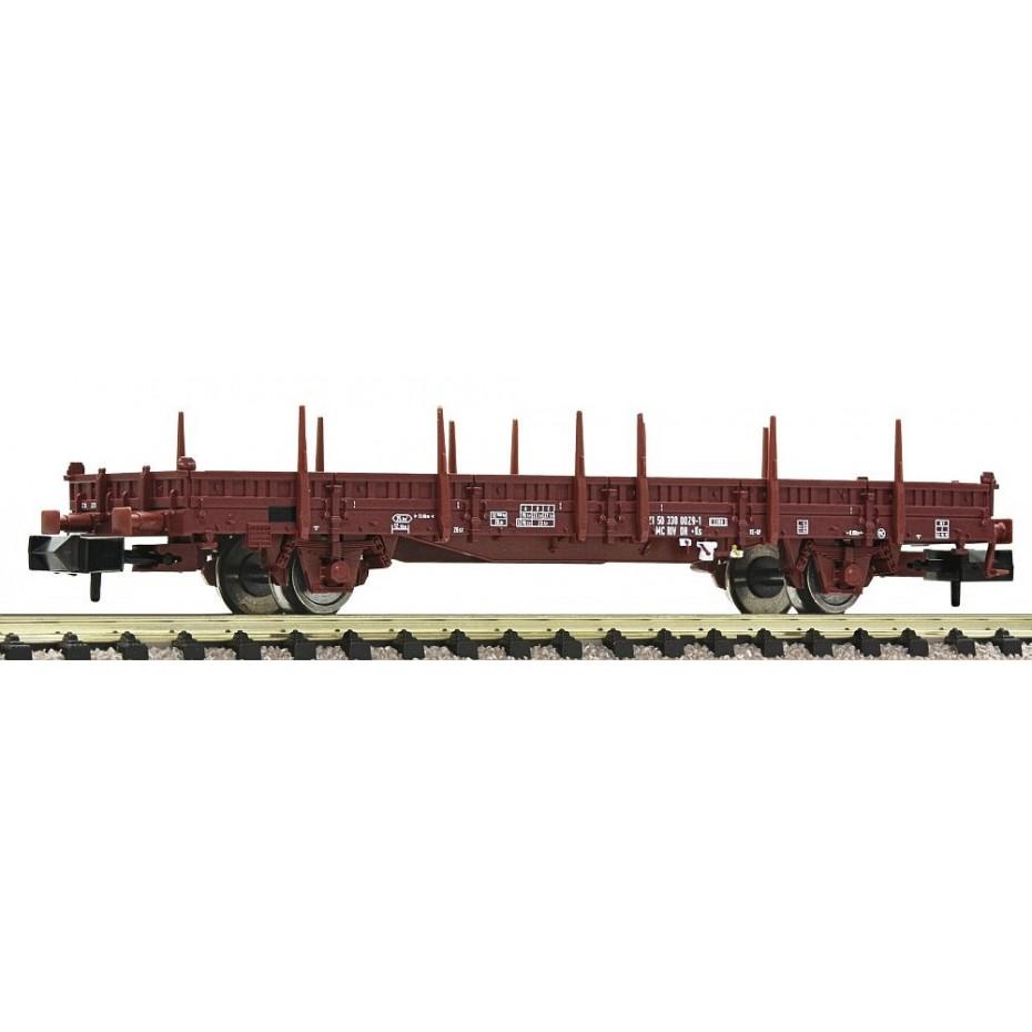 Fleischmann - 825738 - Swivel stake wagon DR ep.IV N Scale