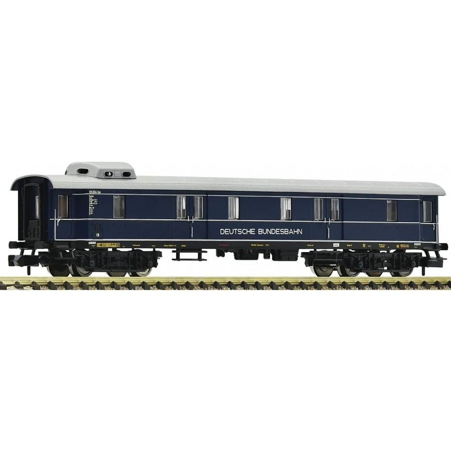 Fleischmann - 863004 - Baggage coach DB EP.III (N scale)