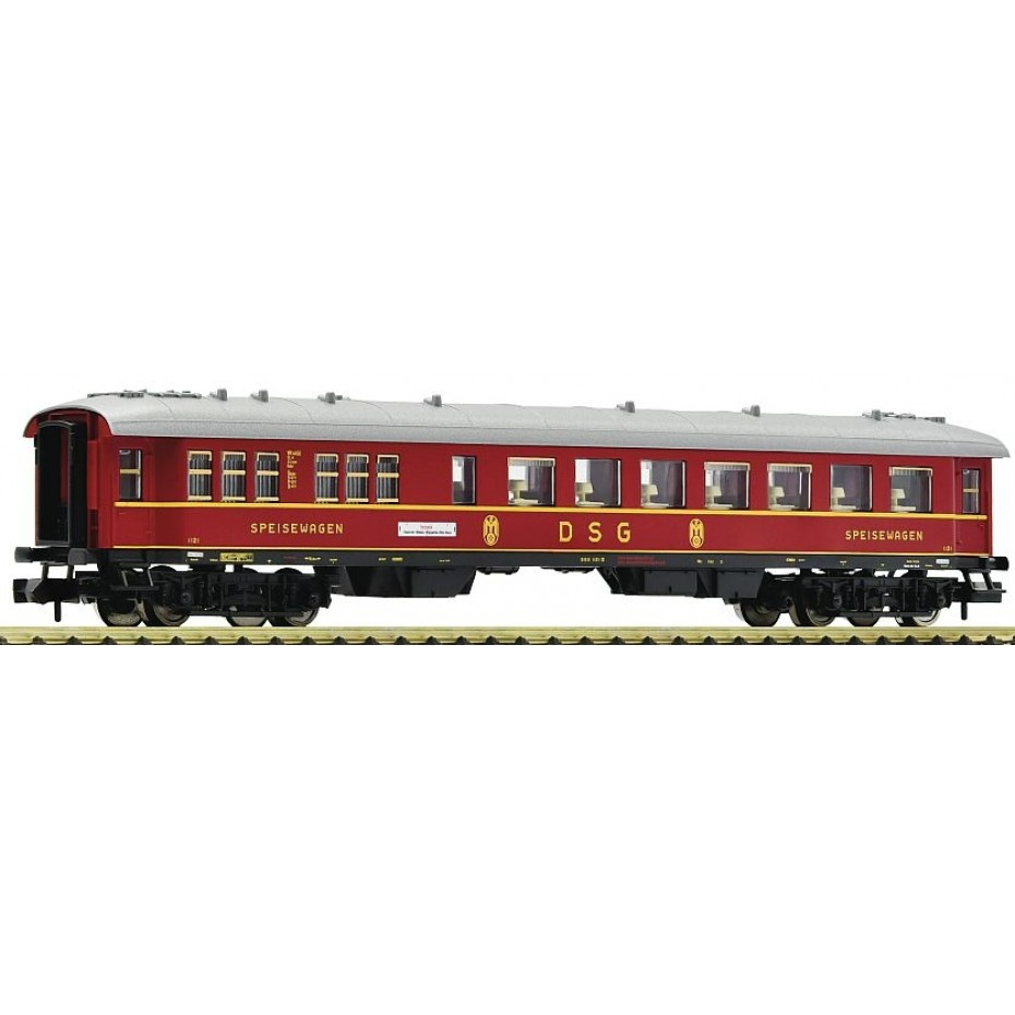 Fleischmann - 863303 - Dining coach DSG/DB EP.III (N scale)
