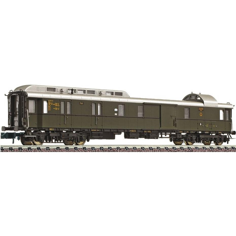 Fleischmann - 863604 - Standard post and baggage coach DRG ep.II N Scale