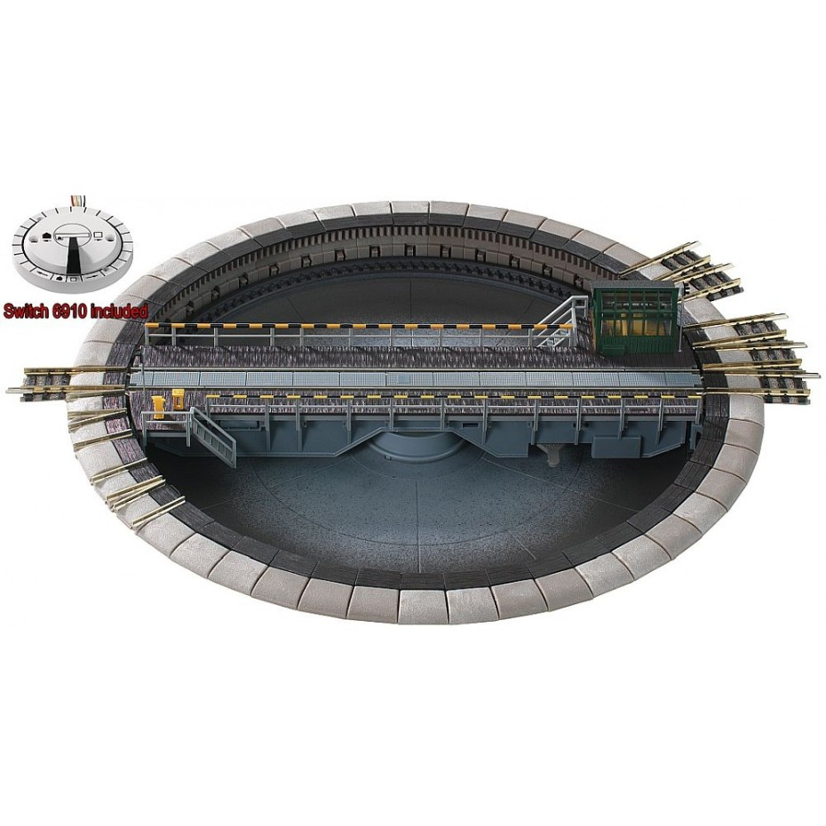 FLEISCHMANN - 9152 - Electric turntable N Scale