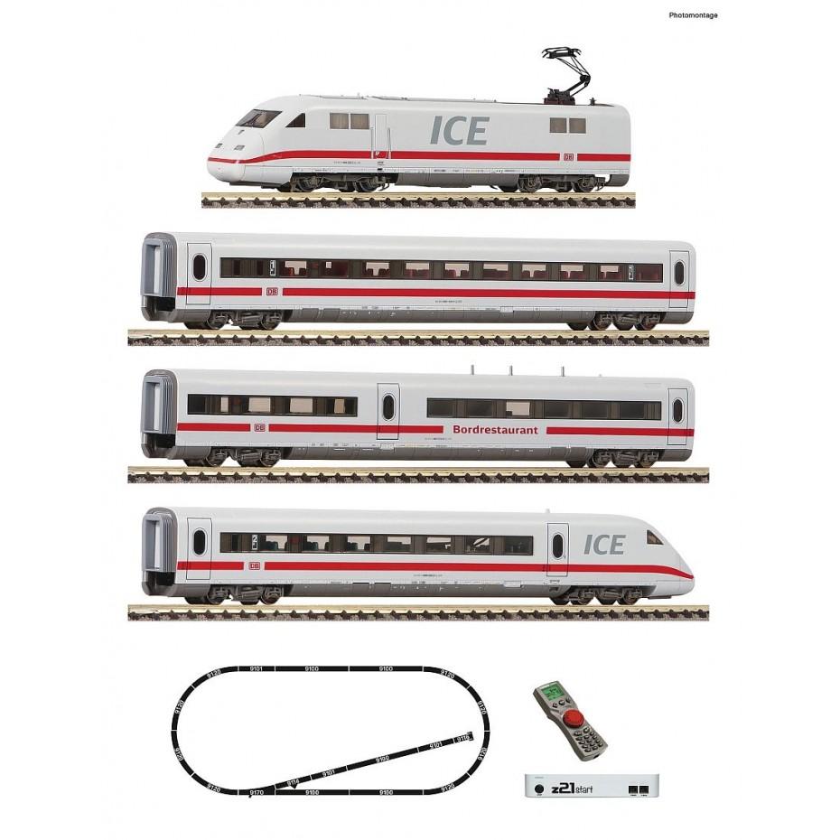 Fleischmann - 931884 - z21®start Digital starter set: ICE 2 DB AG N DB-AG Ep. VI DCC