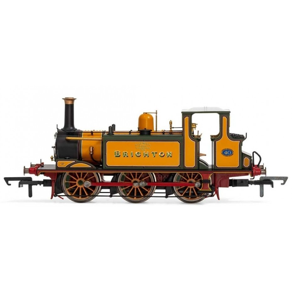 HORNBY - R3845X - LB&SCR TERRIER 060T 40 BRIGHTON DCC FITTED