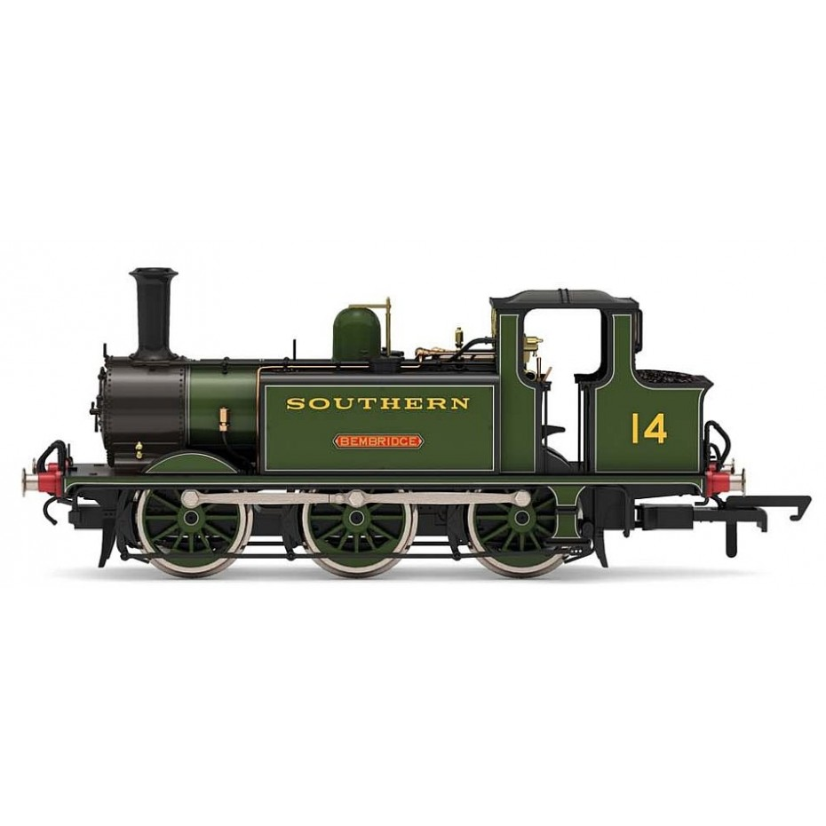 HORNBY - R3847X - SR TERRIER 060T W14 BEMBRIDGE DCC FITTED