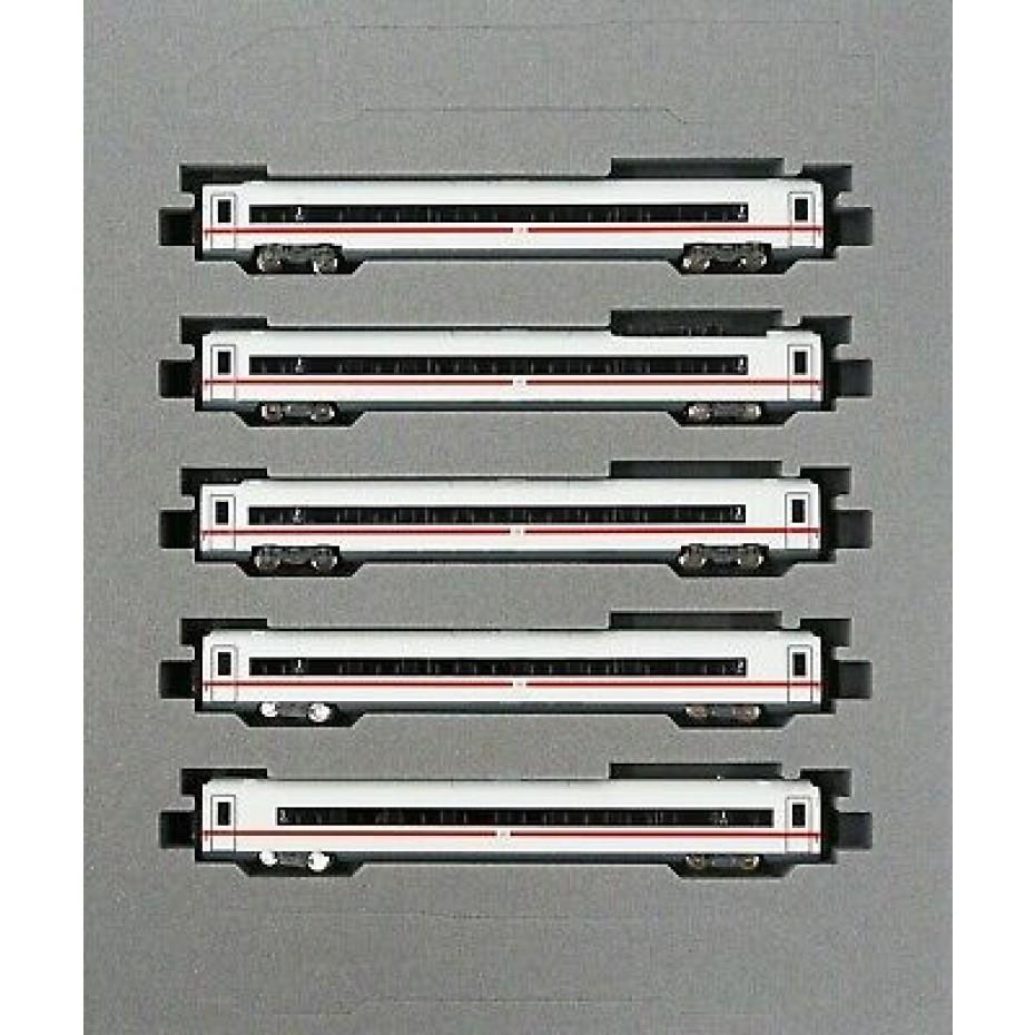 KATO - 10-1513 - N SCALE ICE 4 5 CAR ADD ON SET (ANALOGUE DC)