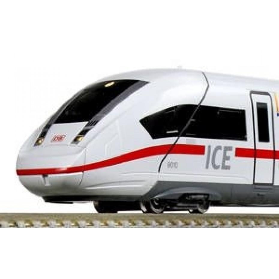 KATO - 10-1512 - N SCALE ICE 4 7 CAR SET (ANALOGUE DC)