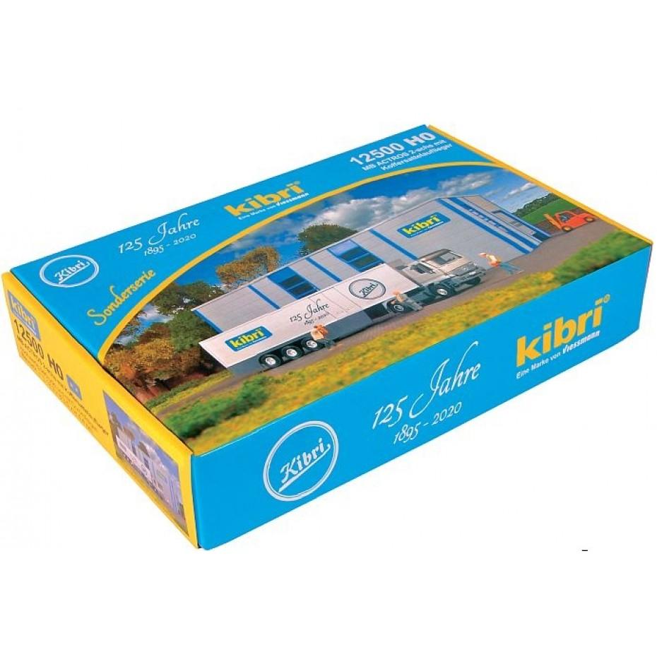KIBRI - 12500 - MB ACTROSS KIBRI 125 YEAR LIVERY KIT HO SCALE
