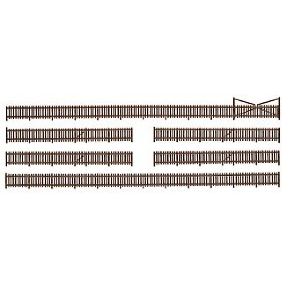 Kibri - 37225 - N Fence with gates