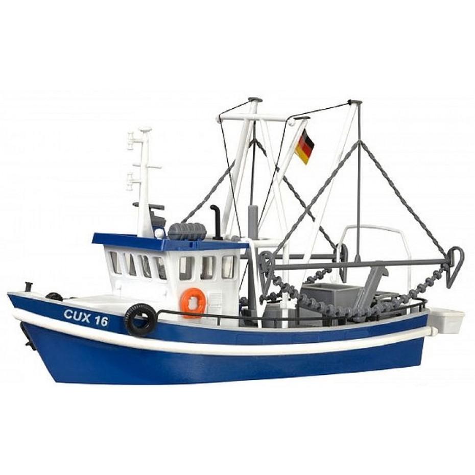 Kibri - 39161 - H0 Shrimp boat CUX 16