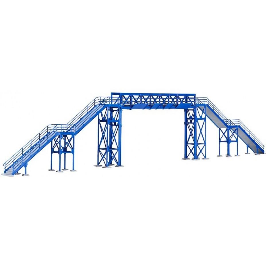 Kibri - 39301 - H0 Footbridge