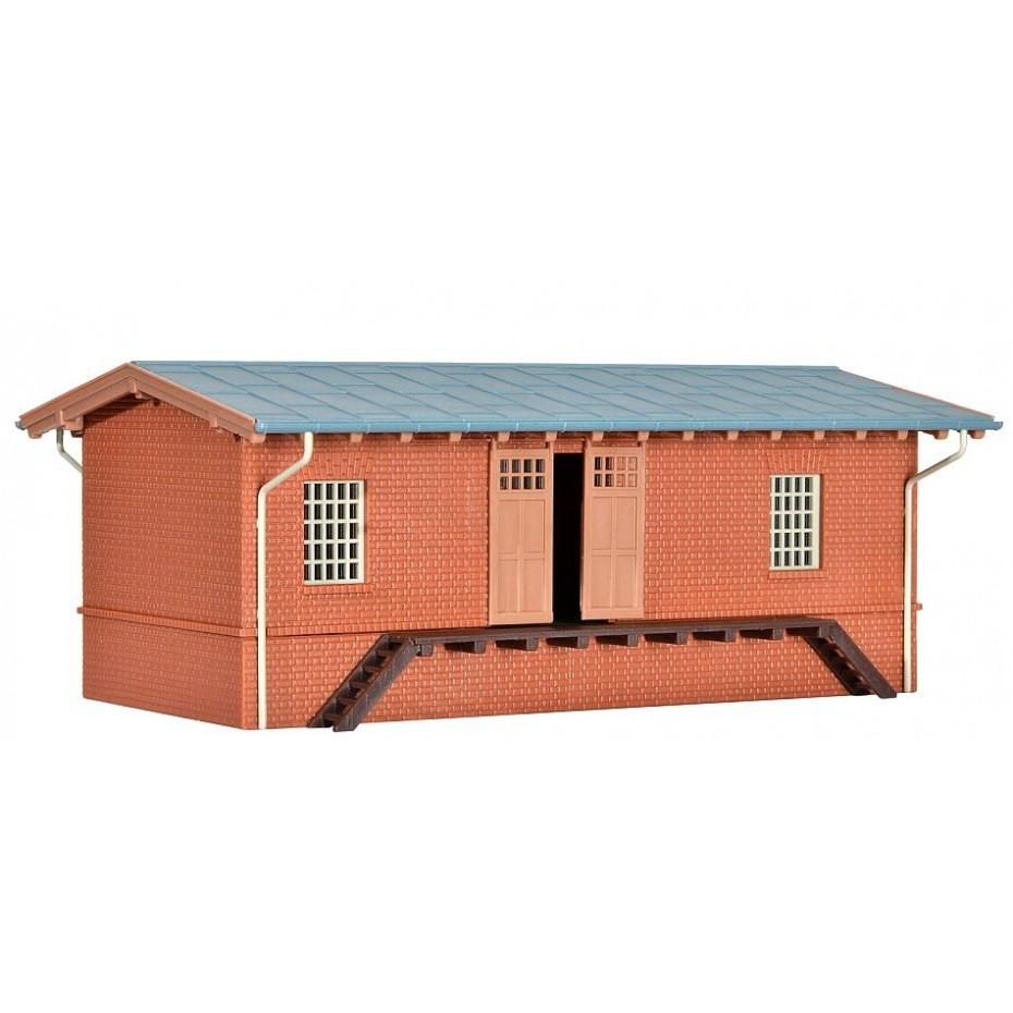 Kibri - 39306 - H0 Freight shed Oberzeisel