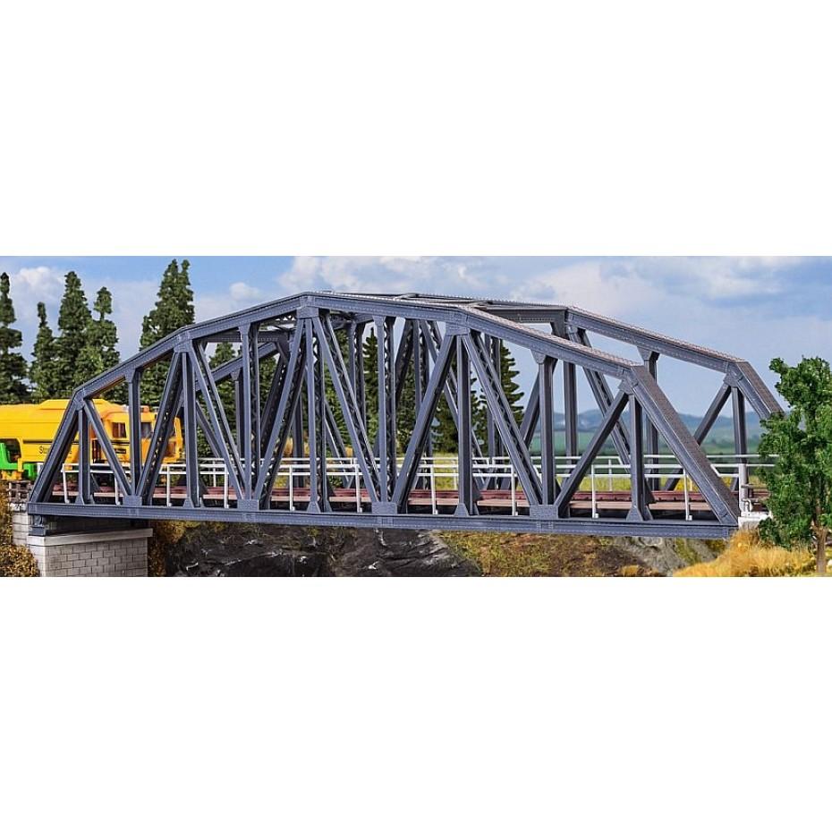 Kibri - 39700 - H0 Steel arch bridge, single track