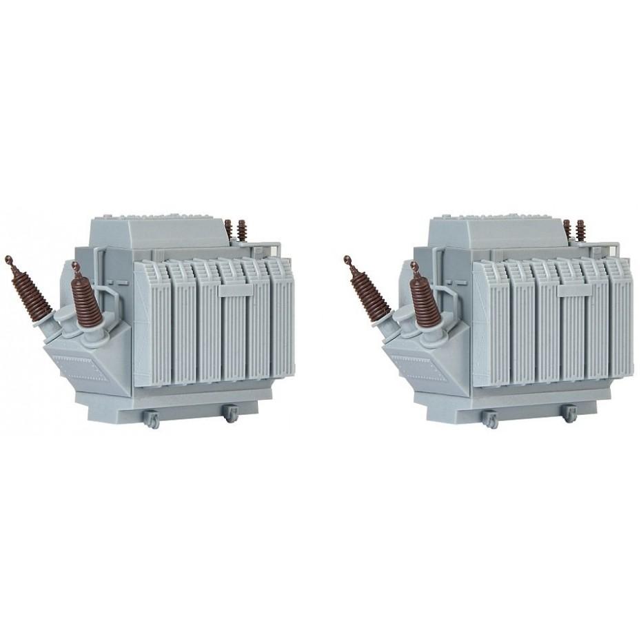 Kibri - 39844 - H0 Transformer, 2 pieces