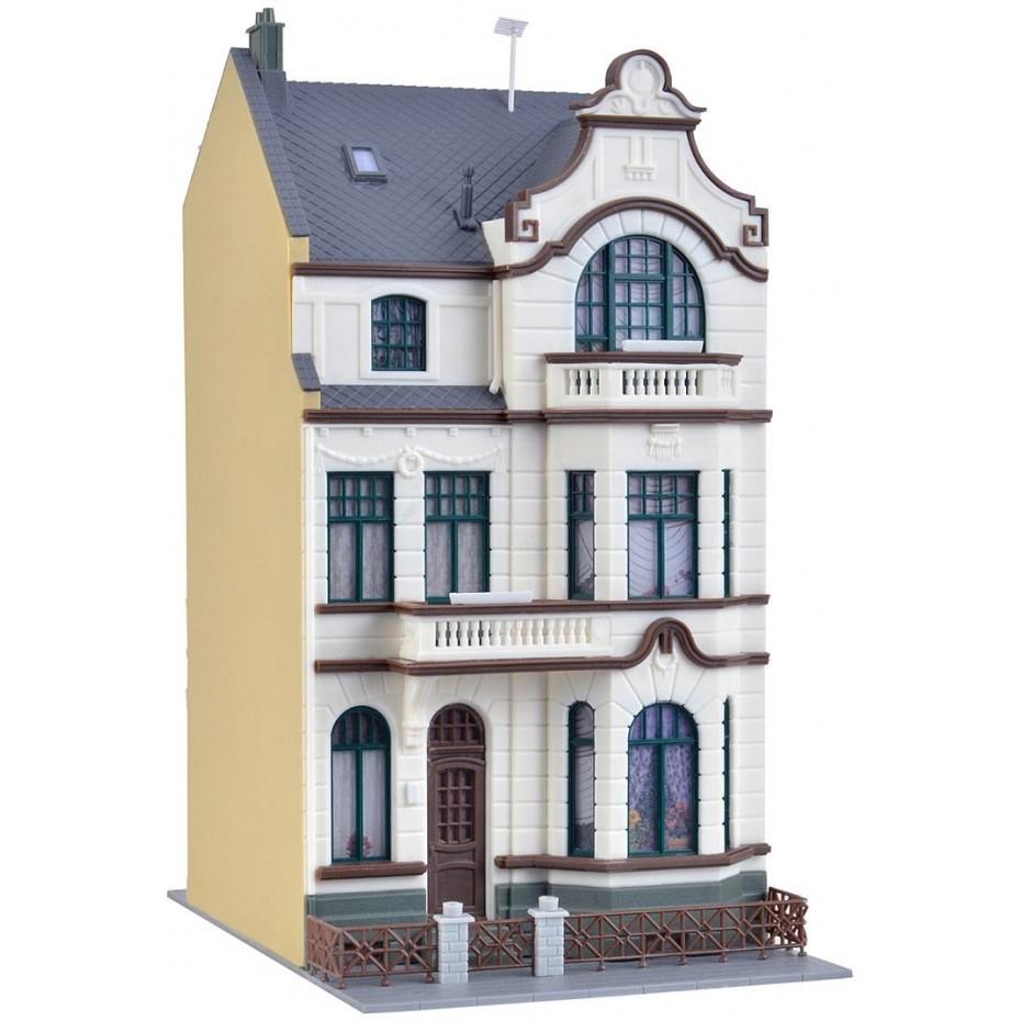 Kibri - 39103 - H0 Middle-class house with upper studio Bonn