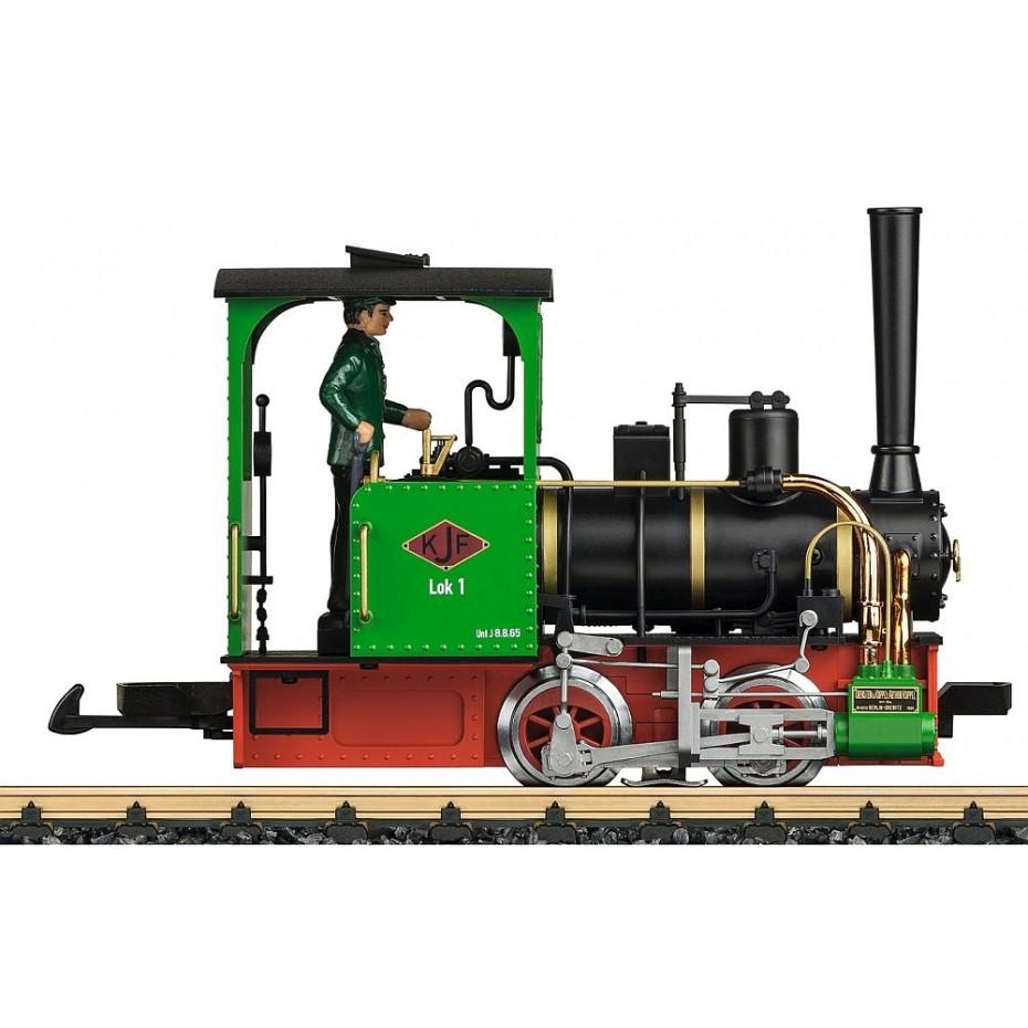 LGB - 24141 - Narrow Gauge Feldbahn loco KJF (G Scale)