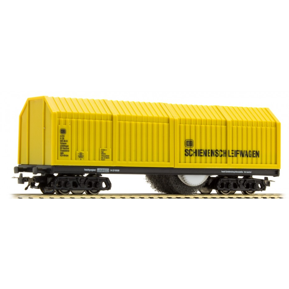 LUX - 9130 - AC HO RAIL BEVELING CLEANING WAGON
