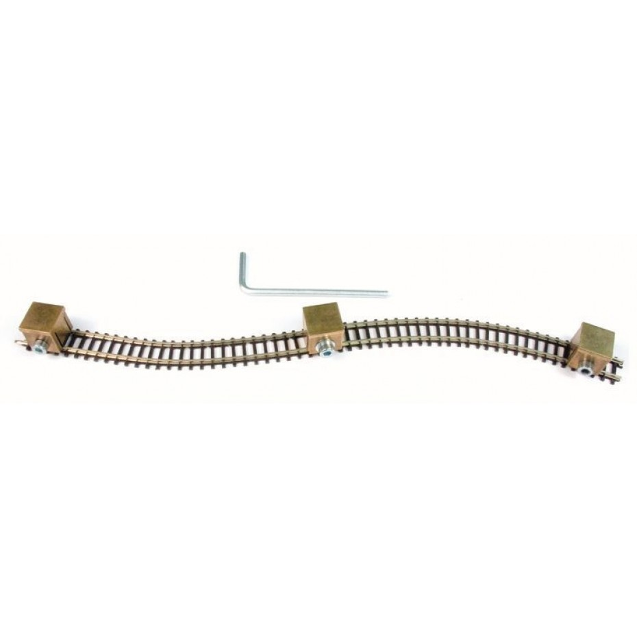 MASSOTH - 8103103 - Flexible Track Bender Z Scale, brass;6