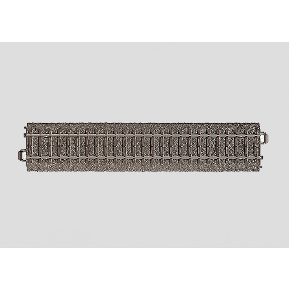 MARKLIN - 24188 - C TRACK STRAIGHT TRACK (HO SCALE) 3rail track