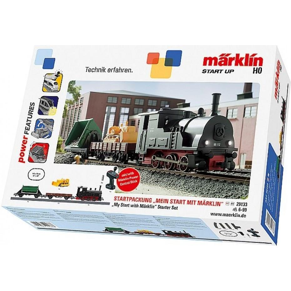 Marklin - 29133 - Marklin Start up - My Start with Marklin Digital Starter Set (HO Scale)