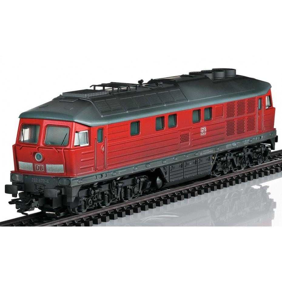 MARKLIN - 36433 - Diesel Loco BR 232 DB Cargo (HO SCALE)