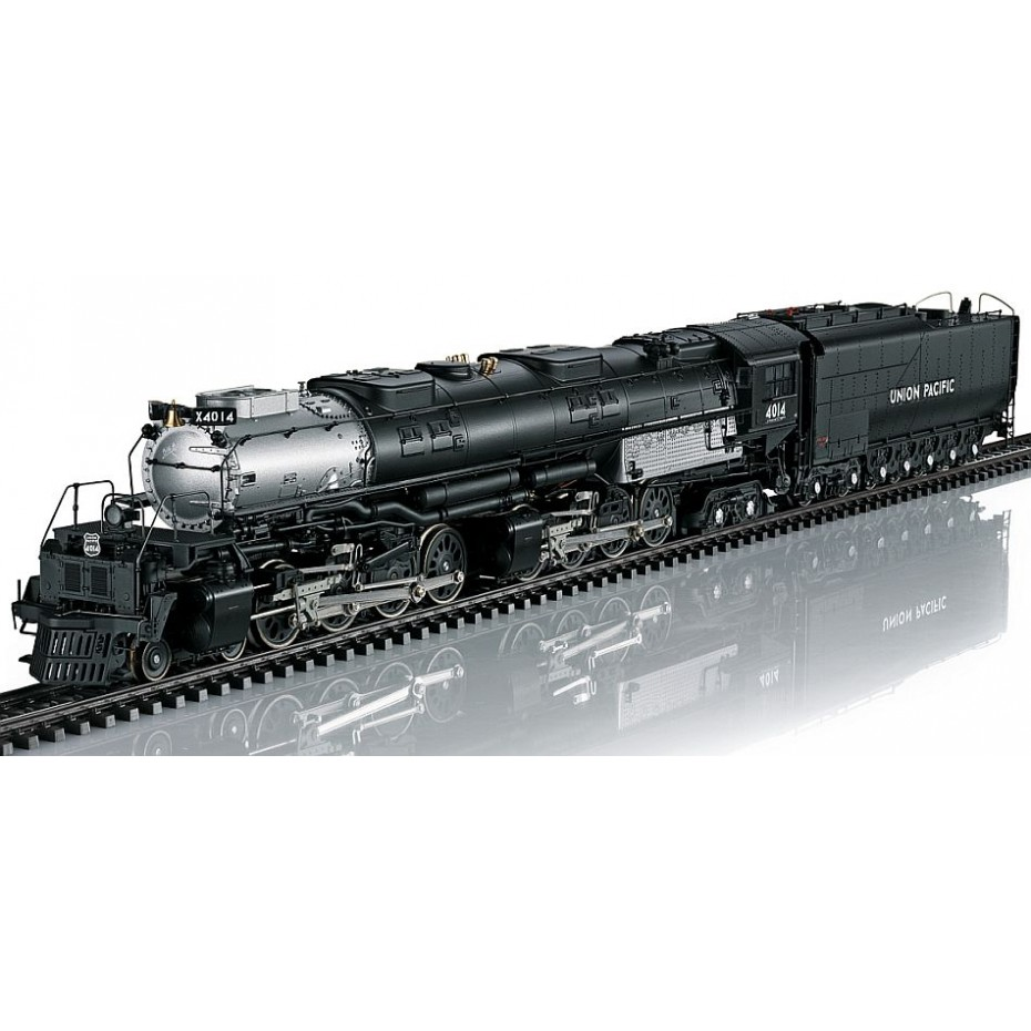 MARKLIN - 37997 - Steam locomotive Big Boy 4014 UP (HO SCALE)