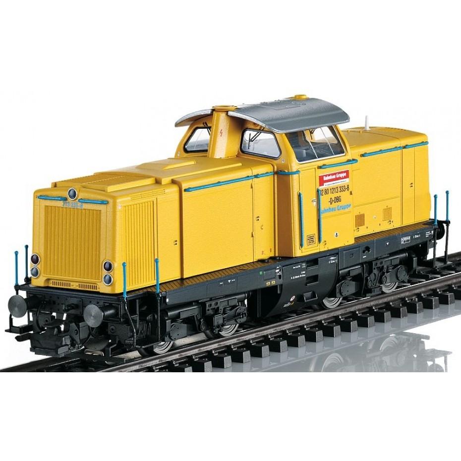 MARKLIN - 39213 - 213class Diesel Track Laying Company - HO AC 3 Rail