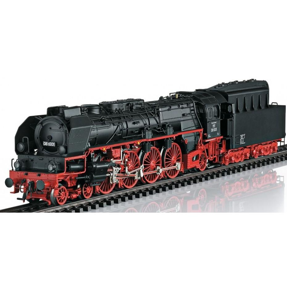 MARKLIN - 39242 - Steam Loco BR 08 1001 DR/DDR (HO SCALE) *3 RAIL AC*