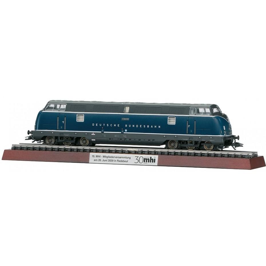 MARKLIN - 39306 - CLASS V30.0 Diesel Loco - HO Marklin AC 3 Rail
