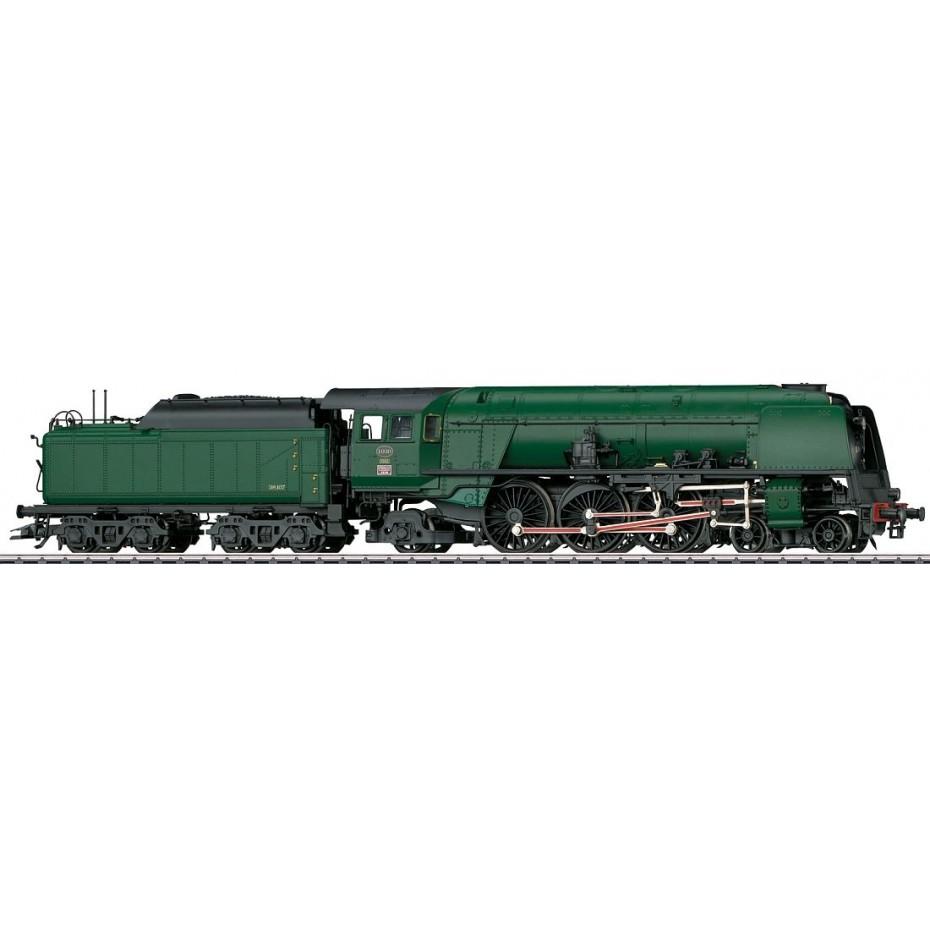 Marklin - 39480 - Cl 1 steam locomotive SNCB Class 1 Steam Locomotive (HO Scale)