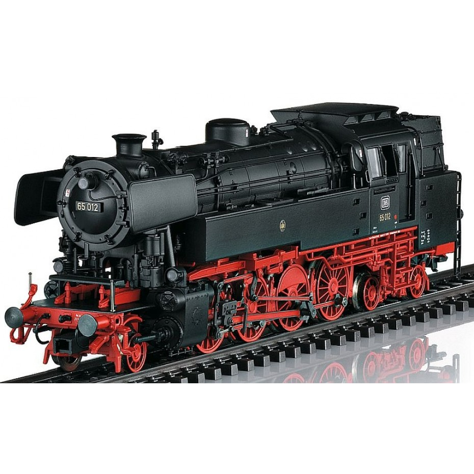 MARKLIN - 39650 - Steam Locoomotive BR 65.0 DB (HO SCALE)