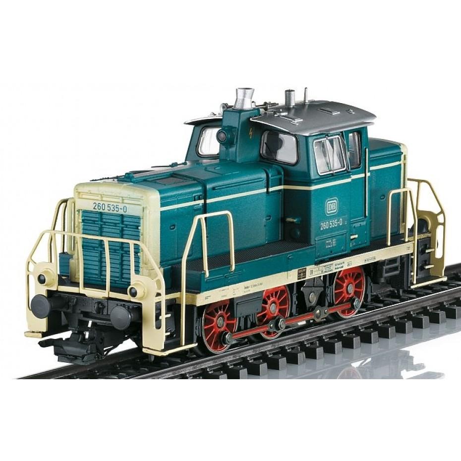 MARKLIN - 39690 - DB cl260 Blue /Ivory Diesel - AC 3 Rail