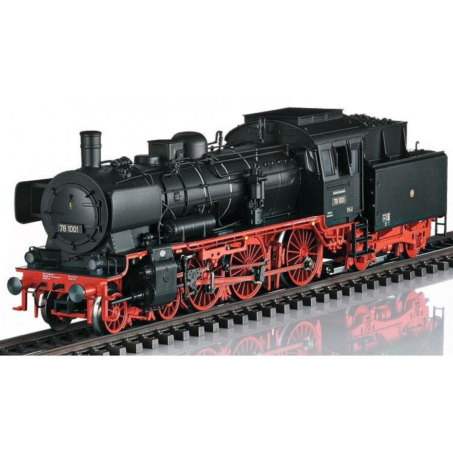 MARKLIN - 39781 - BR78.10 DB Steam Loco - HO AC 3 Rail